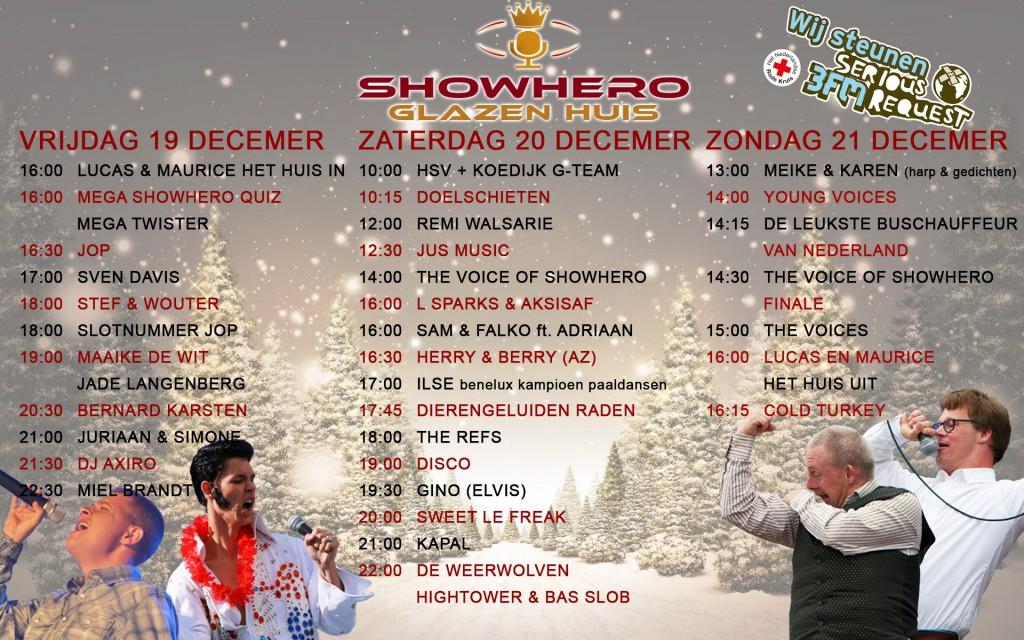 Showhero Glazen Huis in Alkmaar