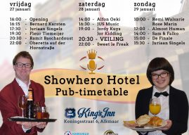 Hotel Timetable
