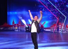 Juriaan Singels bij Holland's Got Talent