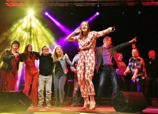 14 September 2019: Showhero Di Fiorentina Theater